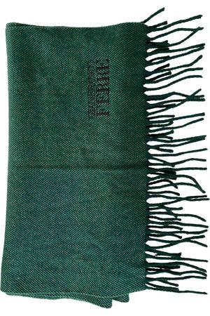 Gianfranco Ferré Wool scarf & pocket square