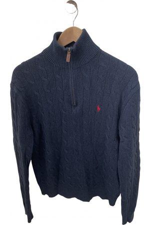 Polo Ralph Lauren Navy Wool Knitwear & Sweatshirts