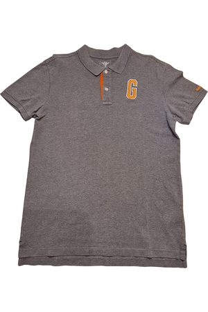 GAP Grey Cotton Polo Shirts