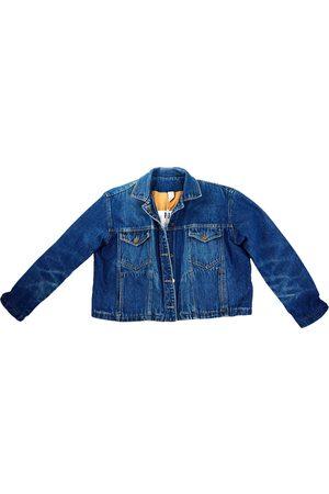 Kenzo Women Leather Jackets - Cotton Leather Jackets
