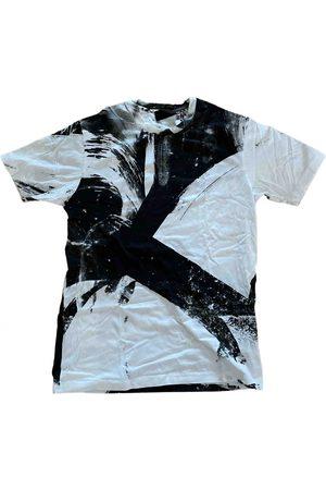 Les Hommes Men T-shirts - Multicolour Cotton T-Shirts