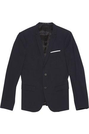 The Kooples Men Jackets - Navy Cotton Jackets