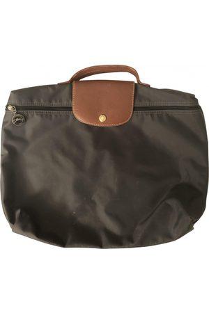 Longchamp Grey Synthetic Bags