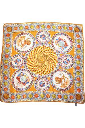 Bottega Veneta Multicolour Silk Scarves