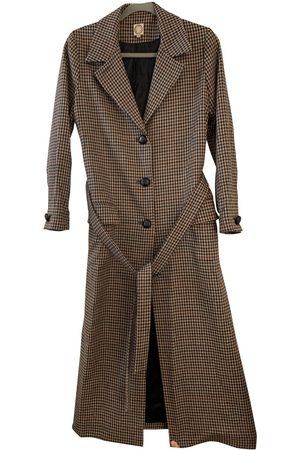 Inès De La Fressange Paris Wool Coats