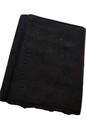 Miu Miu Men Wallets - Cotton Small Bags\, Wallets & Cases