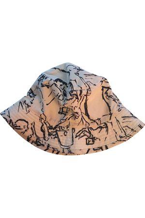 Hermès Ecru Cloth Hats