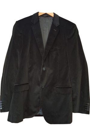 Calvin Klein Anthracite Viscose Jackets