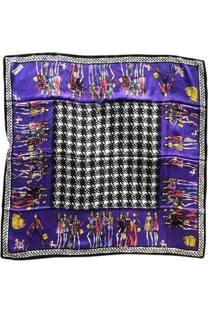 LUISA SPAGNOLI Silk neckerchief