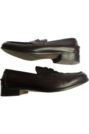 Miu Miu Leather Flats