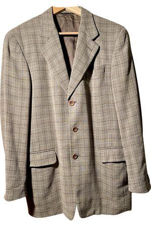 Céline Grey Wool Jackets