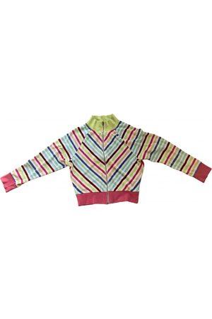 M Missoni Multicolour Cotton Leather Jackets