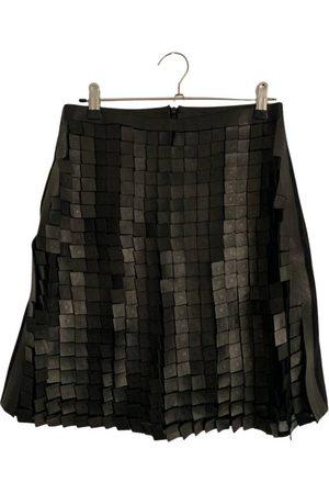 JITROIS Leather skirt