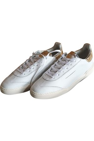 Ghoud Leather Trainers