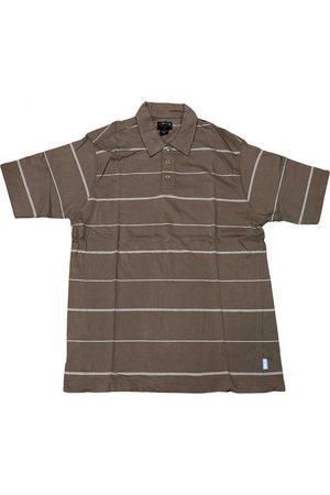 STUSSY Cotton Polo Shirts