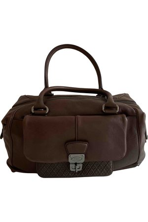 Tod's Leather bowling bag