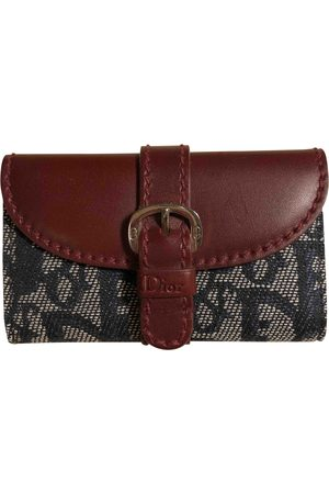 Dior Multicolour Cloth Purses\, Wallets & Cases