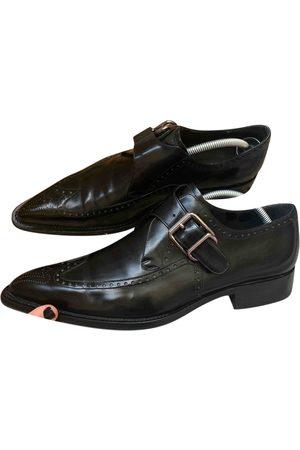 Cesare Paciotti Patent leather Flats