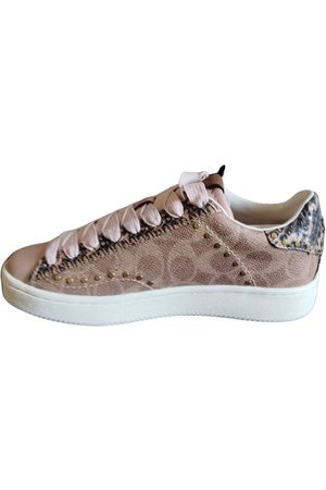 Coach Women Sneakers - Cloth Trainers