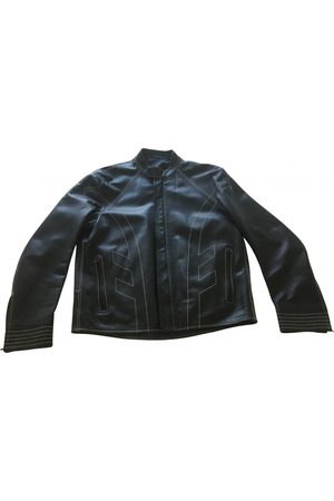 GIEVES & HAWKES Men Leather Jackets - Leather Jackets