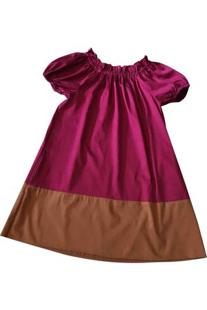 SPACE STYLE CONCEPT Multicolour Cotton Dresses