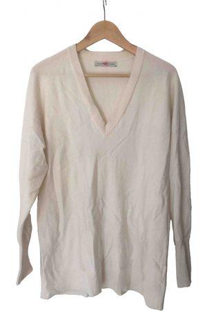 FALL WINTER SPRING SUMMER Ecru Wool Knitwear