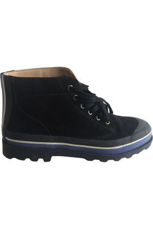 VALENTINO GARAVANI Velvet Boots