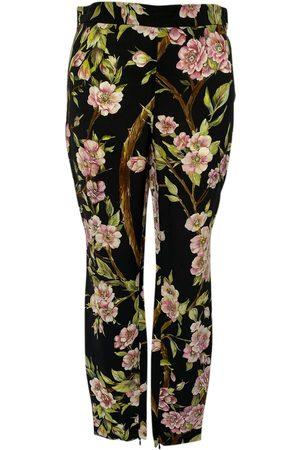 Dolce & Gabbana Multicolour Viscose Trousers