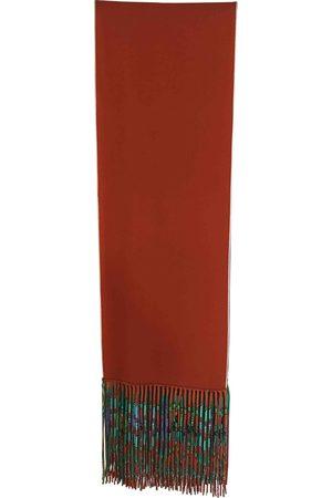 Hermès Maxi twilly silk scarf