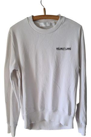 Helmut Lang Cotton Knitwear & Sweatshirts