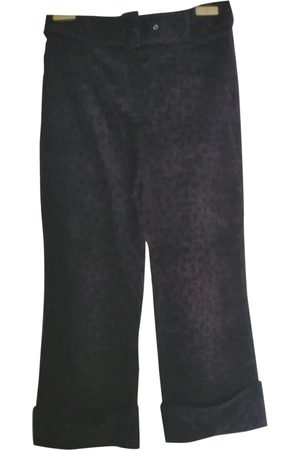Chloé Suede Trousers