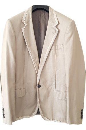 Lanvin Grey Cotton Jackets