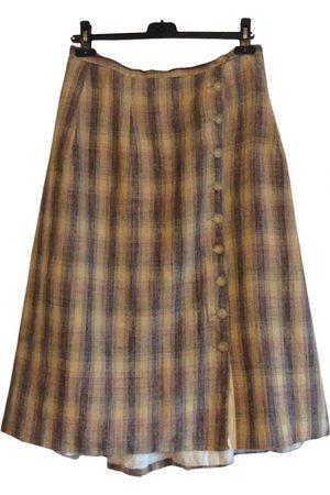 PAUL HARNDEN SHOEMAKERS Multicolour Linen Skirts