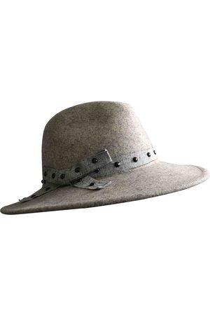 EUGENIA KIM Grey Wool Hats