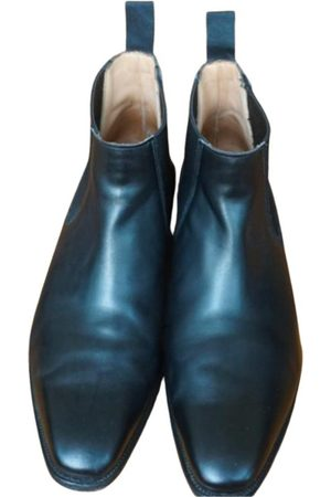 Bowen Leather Boots