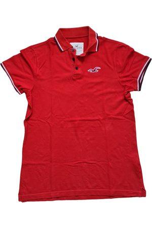 Hollister Cotton Polo Shirts