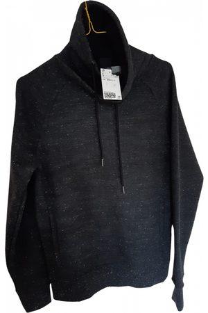 H&M Anthracite Cotton Knitwear & Sweatshirts
