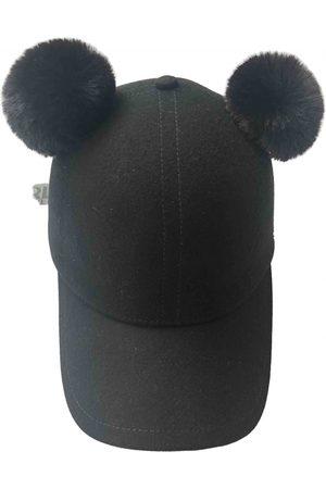 Karl Lagerfeld Wool Hats