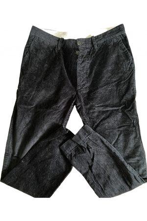 Nine In The Morning Velvet Trousers