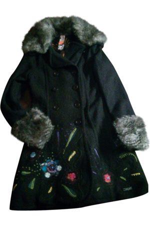 Desigual Viscose Coats
