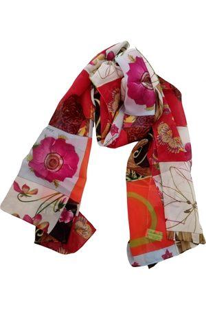 Salvatore Ferragamo Women Scarves - Multicolour Silk Scarves