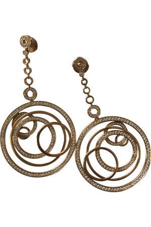 EDOUARD NAHUM Yellow gold Earrings