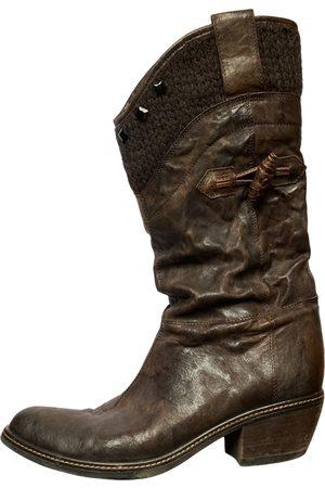 Vic Matié Women Boots - Leather Boots