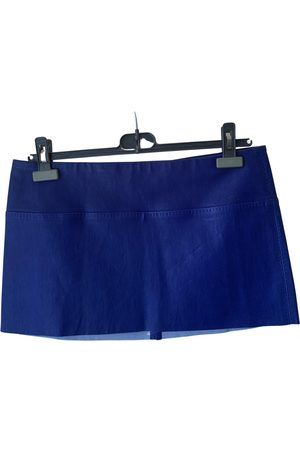 Stouls Women Leather Skirts - Leather Skirts