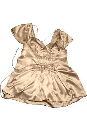 Miu Miu Silk tunic