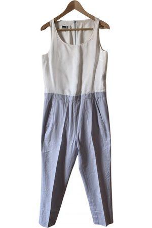 MM6 Multicolour Cotton Jumpsuits