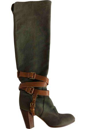 COLISEE DE SACHA Cloth boots