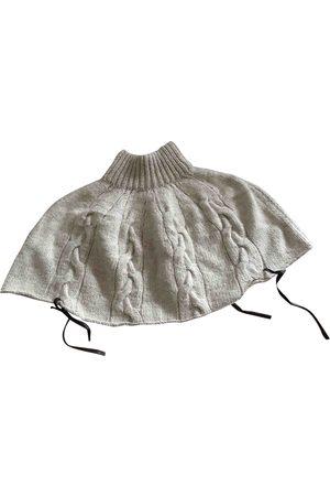 Bally Ecru Wool Jackets