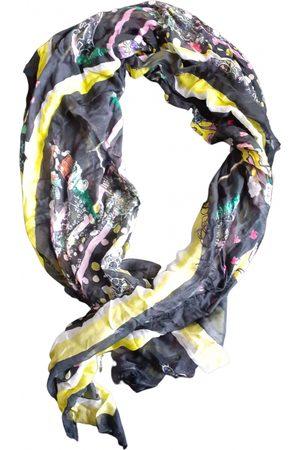 Cavalli Class Multicolour Silk Scarves