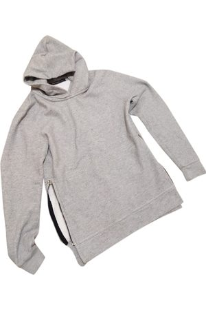 JOHN ELLIOTT Grey Cotton Knitwear & Sweatshirts